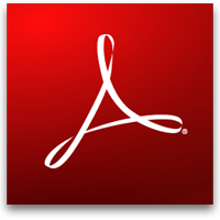 Logo - Adobe Acrobat Reader