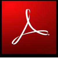 Logo - Adobe Acrobat Reader